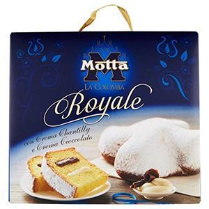 Colomba Royale Crema Chantilly E Cioccolato Motta 750 Gr Motta