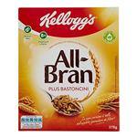 Cereali Kellogg's - All Bran Plus Bastoncini - 375 gr