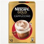 Caffe' Cappuccino - Nescafe' Gold - 140 gr - 10 Bustine