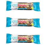 16 Barrette 36 gr - Fruittella - Good For You - Semi di Chia - Cocco e Fave di Cacao