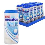 Barattoli - Mentos White Always -  30 Sugarfree Gum Peppermint - 10 da 31 g