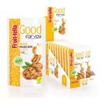 Snack Fruittella Bio - Good For You - Noci Sgusciate - 1 Buste 30 gr